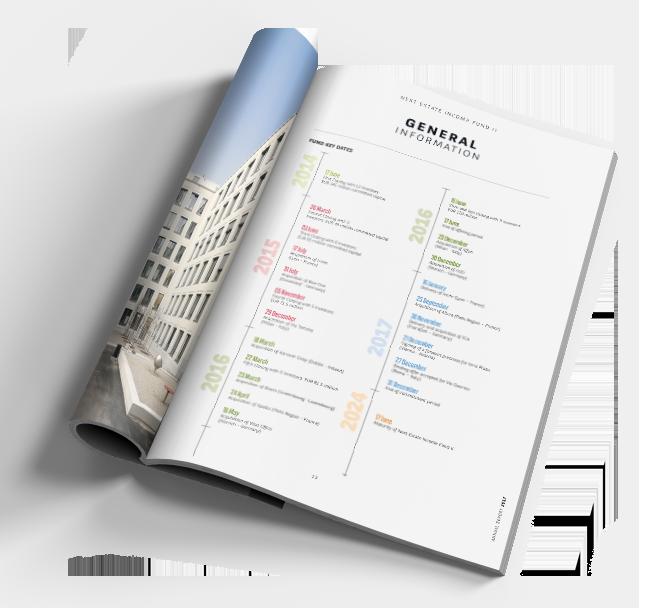 Intérieur du rapport annuel de NEIF II